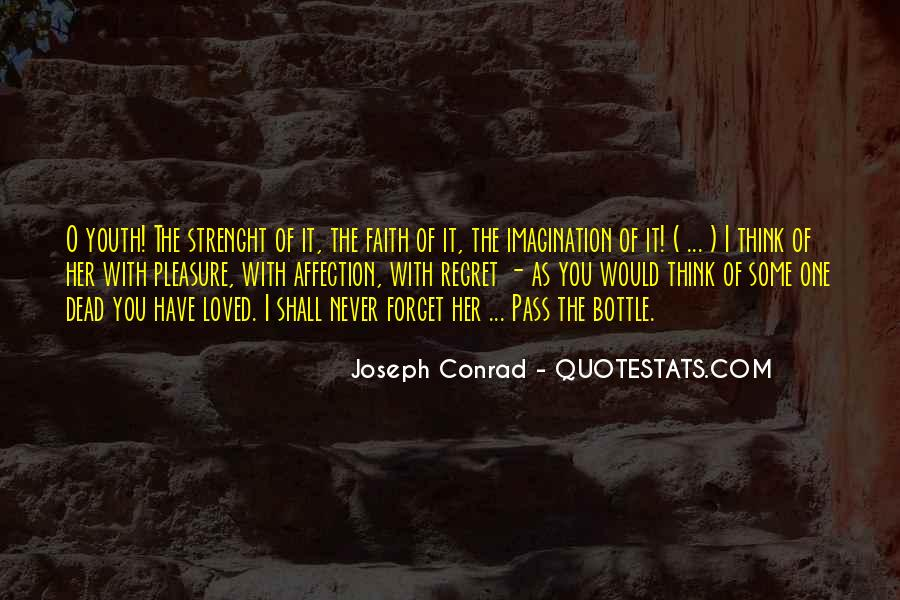 Joseph O'connor Quotes #1719304