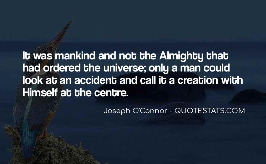 Joseph O'connor Quotes #1851533