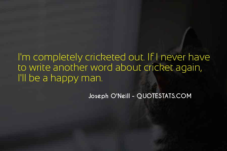 Joseph O'connor Quotes #484494