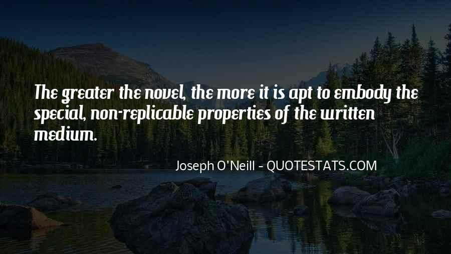 Joseph O'connor Quotes #640407