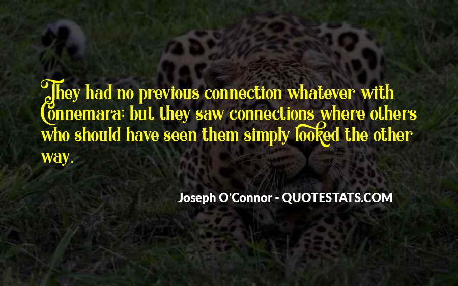 Joseph O'connor Quotes #773586