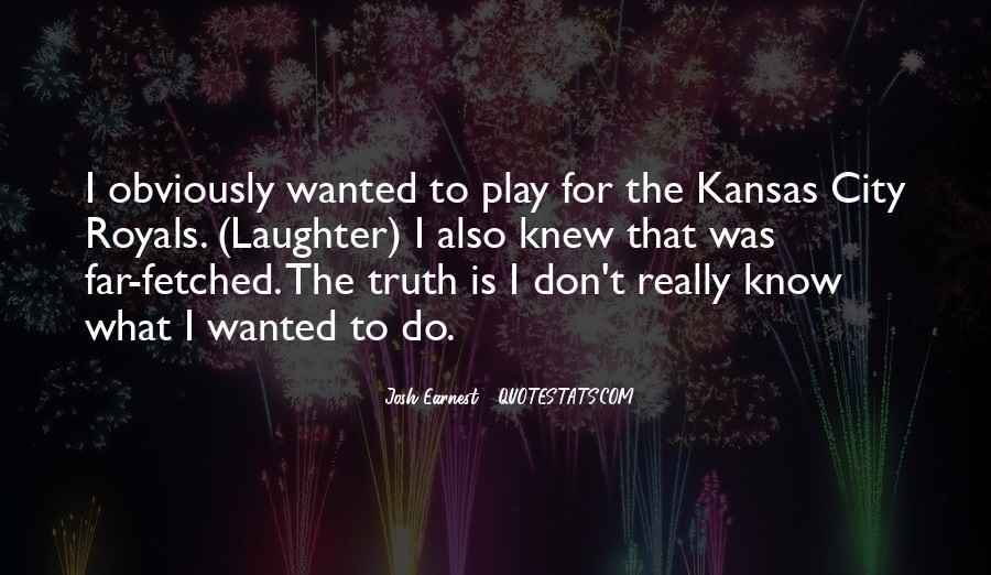 Josh Earnest Quotes #1116420