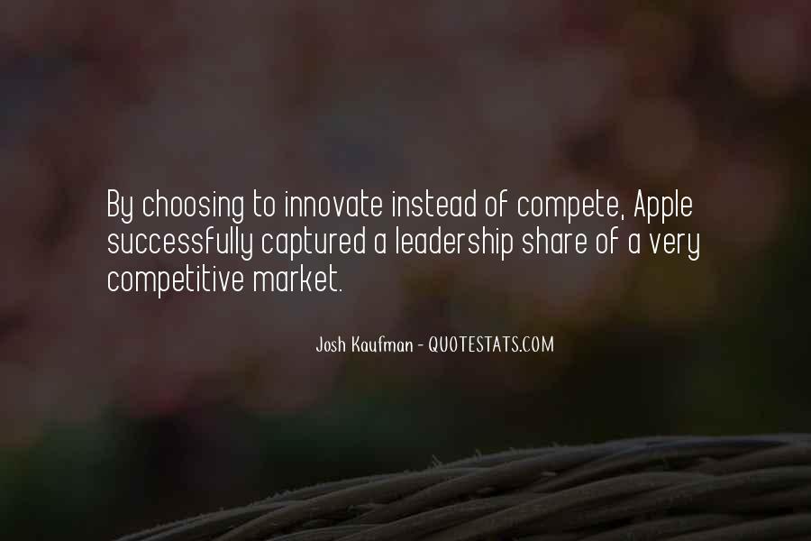 Josh Kaufman Quotes #1647733