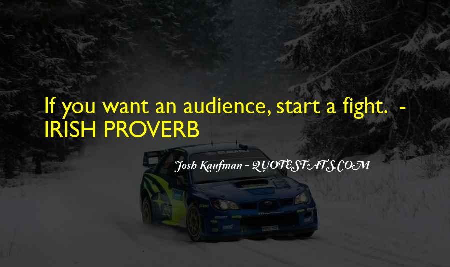 Josh Kaufman Quotes #1878964
