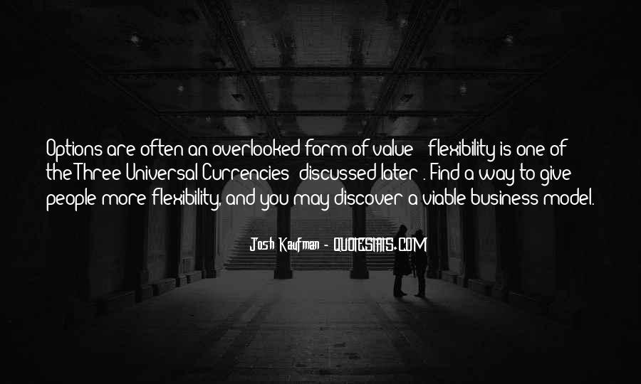 Josh Kaufman Quotes #242265
