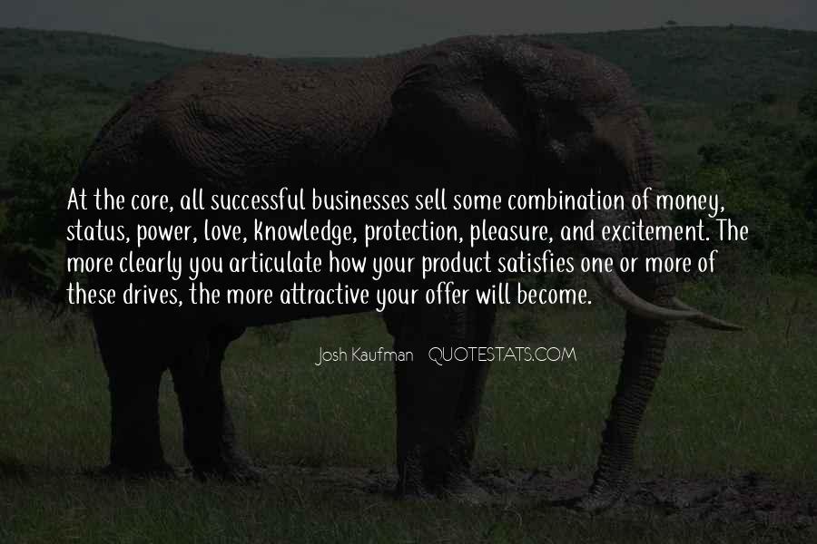 Josh Kaufman Quotes #356551
