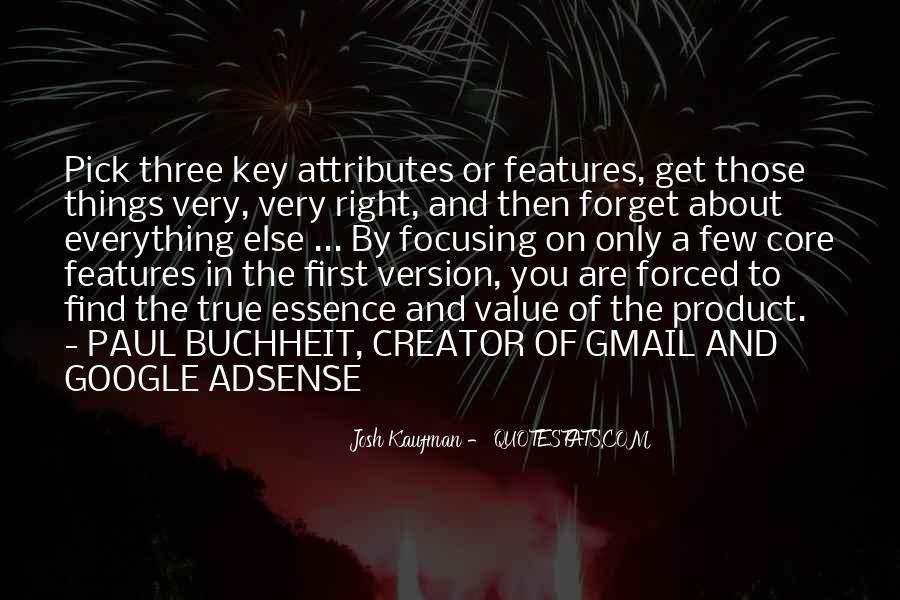 Josh Kaufman Quotes #723973