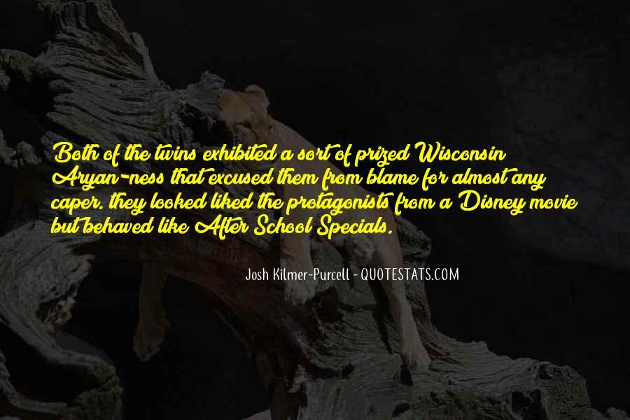 Josh Kilmer-purcell Quotes #1102052