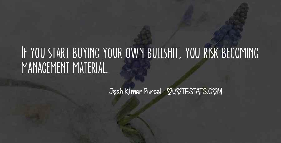 Josh Kilmer-purcell Quotes #1436625