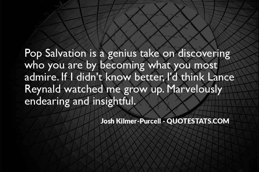 Josh Kilmer-purcell Quotes #1559303
