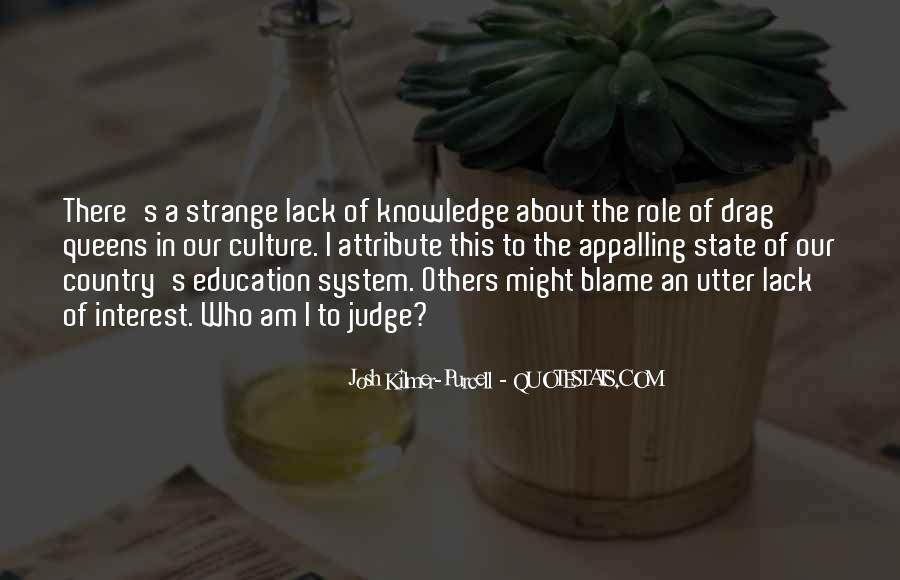 Josh Kilmer-purcell Quotes #1828889