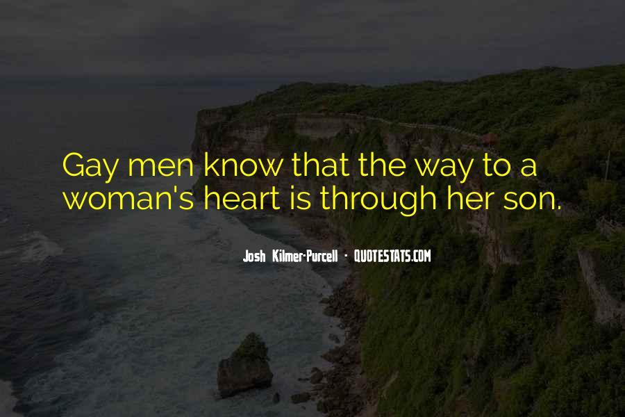 Josh Kilmer-purcell Quotes #272212