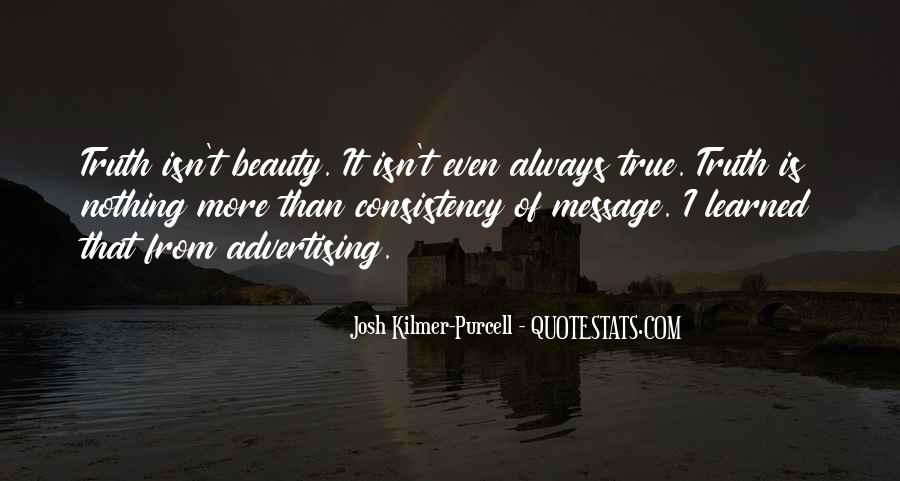 Josh Kilmer-purcell Quotes #695189