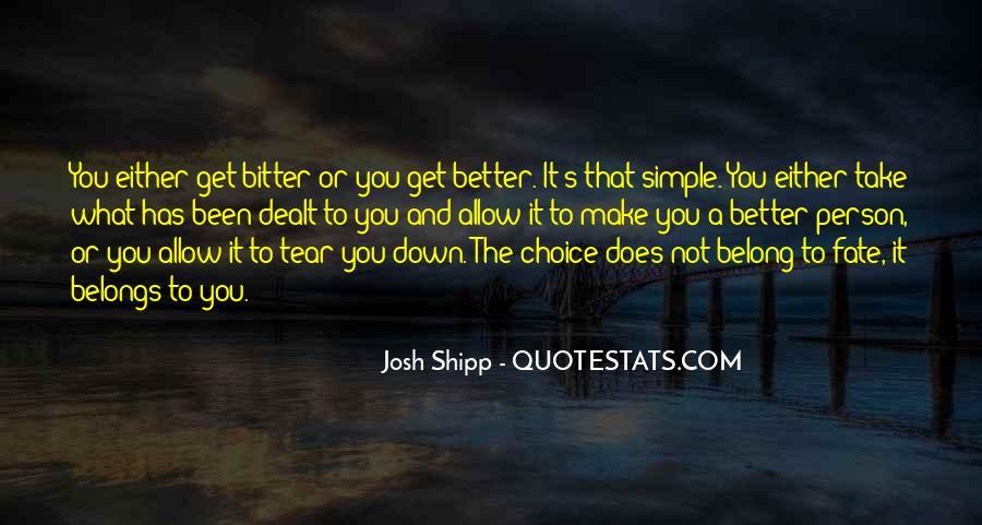 Josh Shipp Quotes #1108711