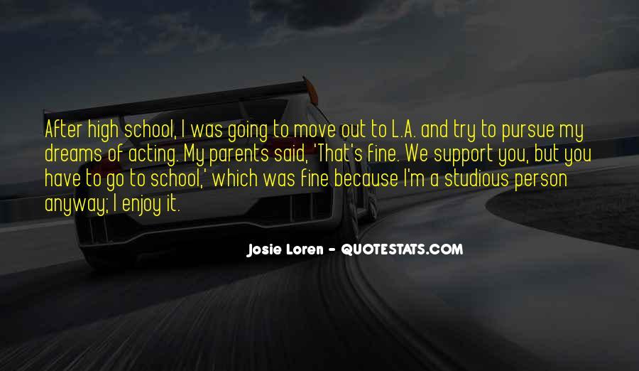 Josie Loren Quotes #1026663