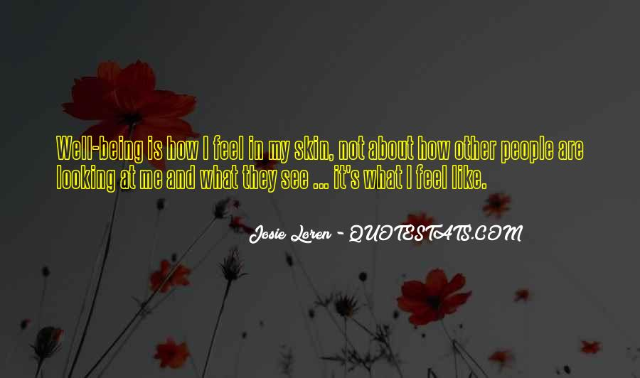 Josie Loren Quotes #1363911