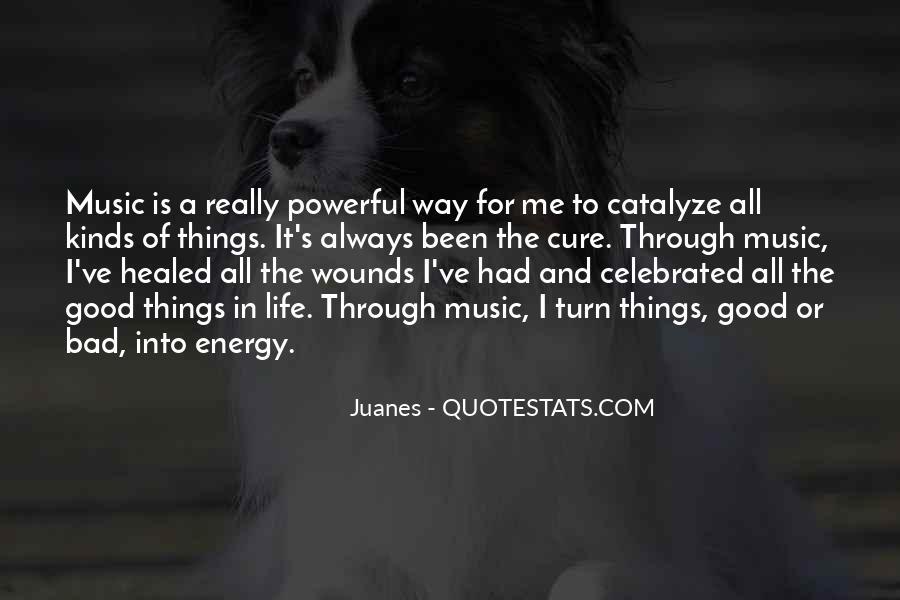 Juanes Quotes #1627936