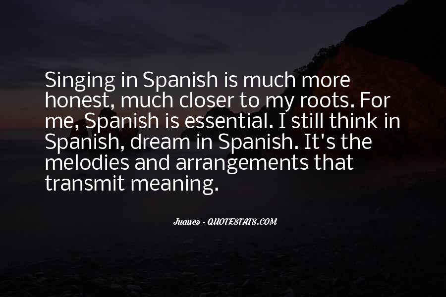 Juanes Quotes #544046