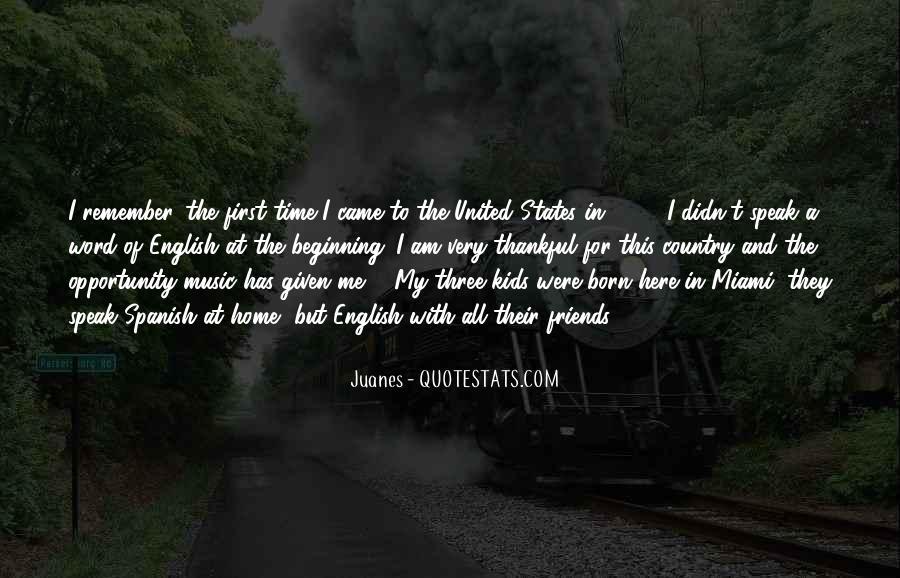 Juanes Quotes #834024