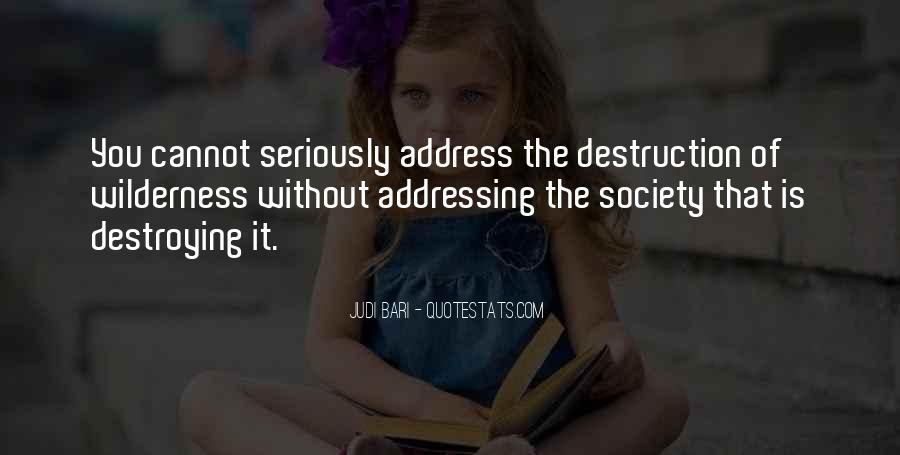 Judi Bari Quotes #158794