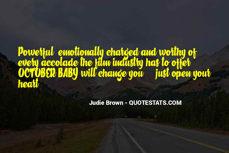 Judie Brown Quotes #983921