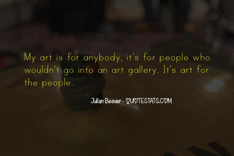 Julian Beever Quotes #416267