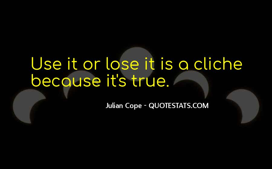 Julian Cope Quotes #817368