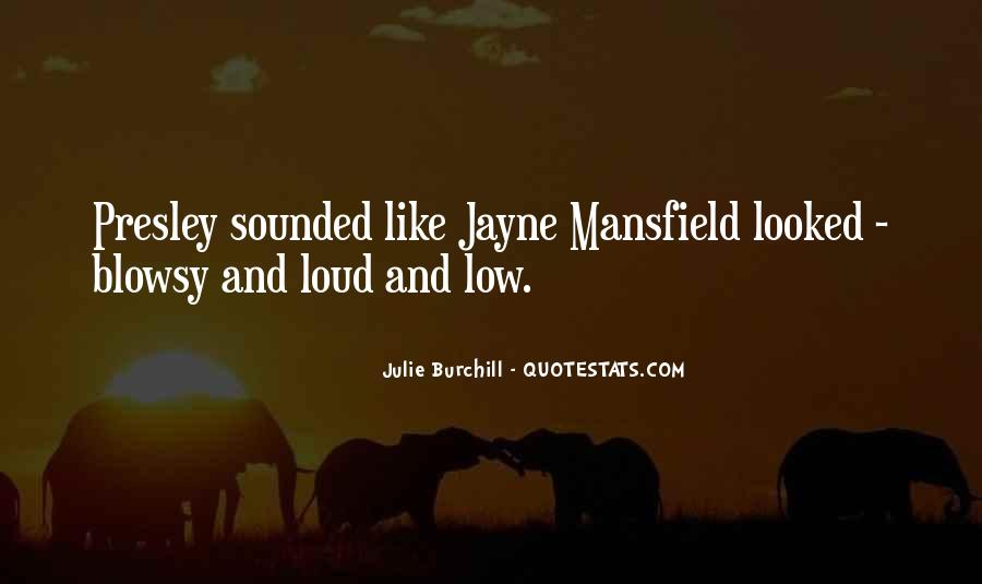 Julie Burchill Quotes #1095061