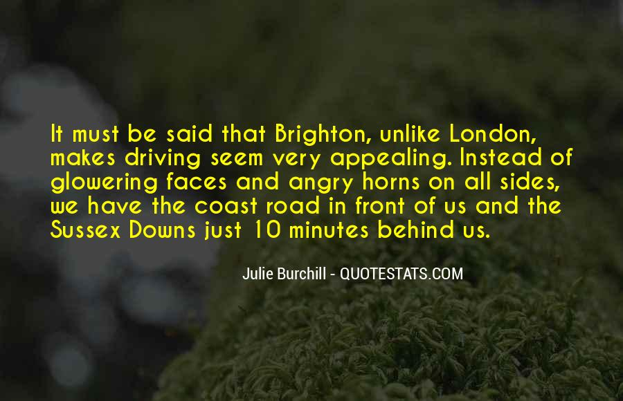Julie Burchill Quotes #1282372