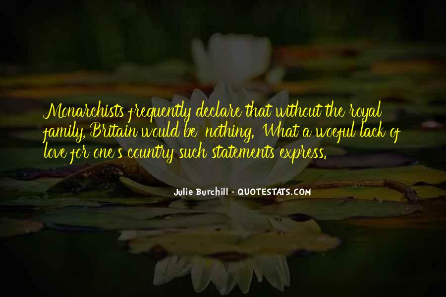Julie Burchill Quotes #1393968