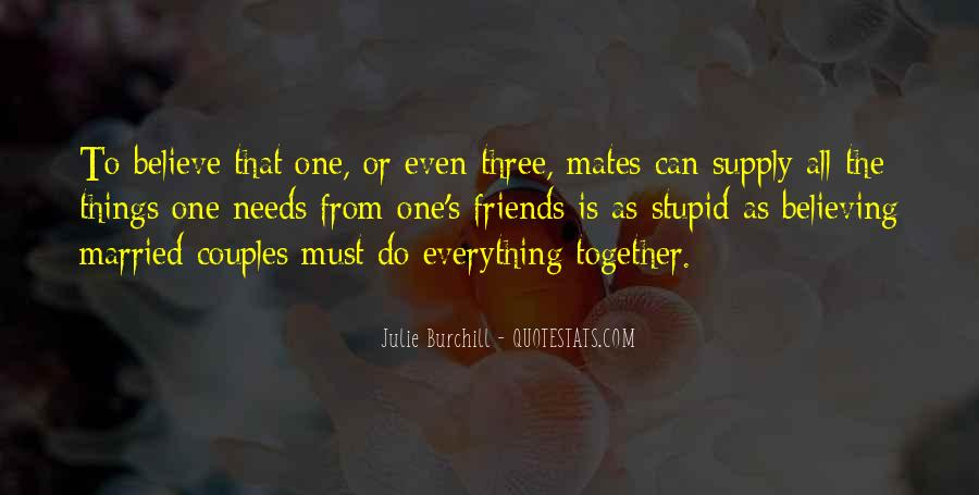 Julie Burchill Quotes #548656