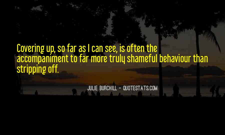 Julie Burchill Quotes #627318