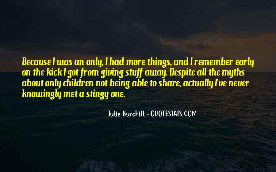 Julie Burchill Quotes #829004
