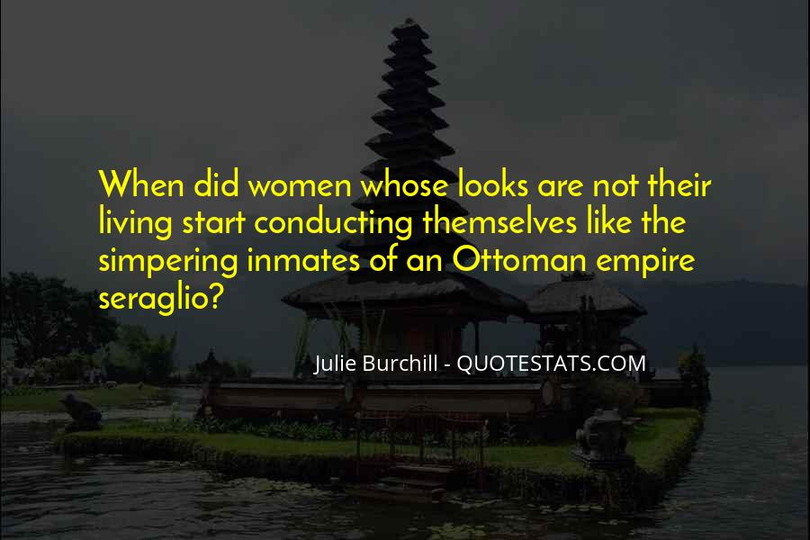 Julie Burchill Quotes #916930