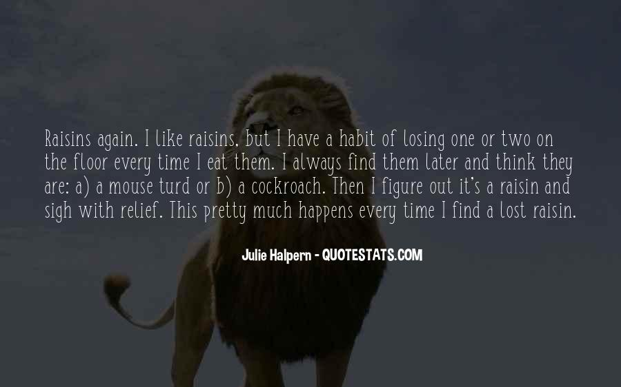 Julie Halpern Quotes #103613