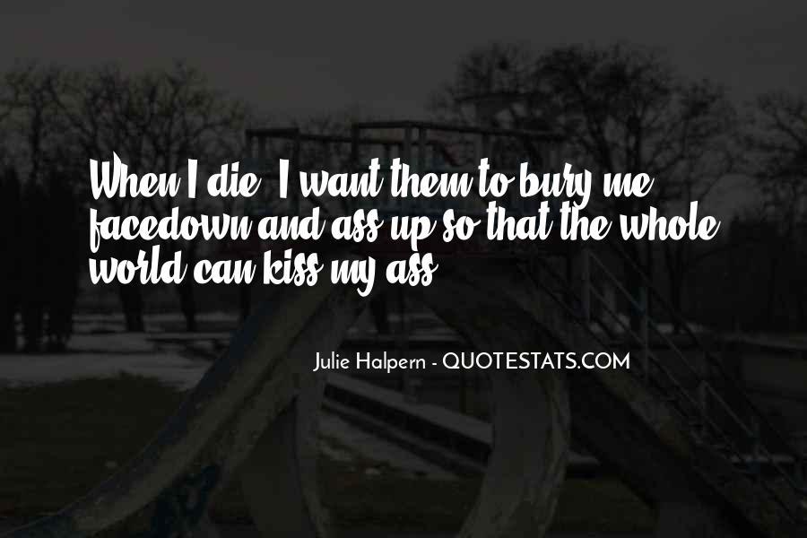 Julie Halpern Quotes #116479