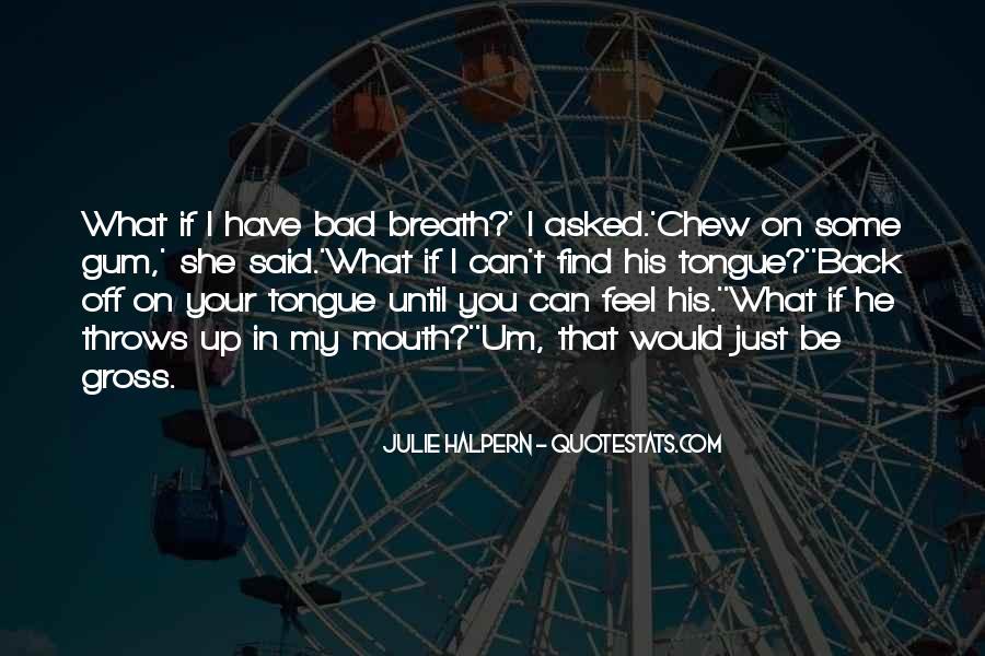 Julie Halpern Quotes #1294111