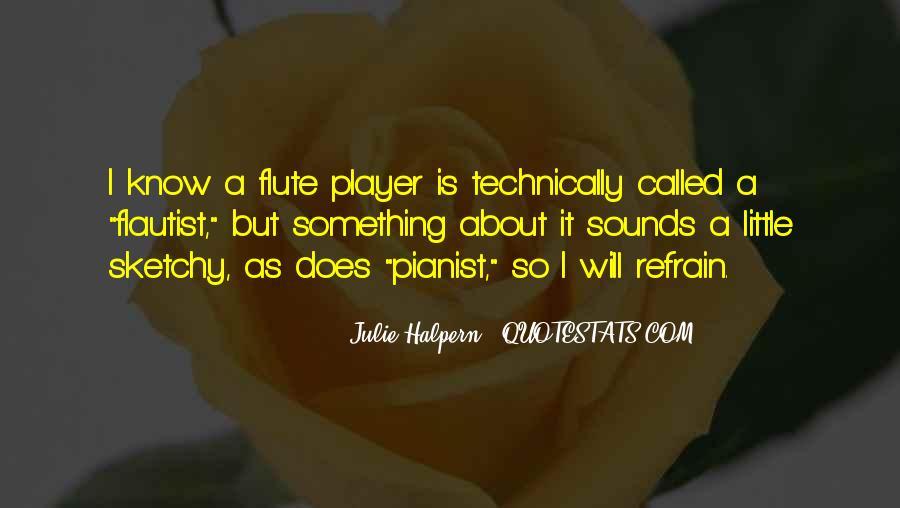 Julie Halpern Quotes #1825486