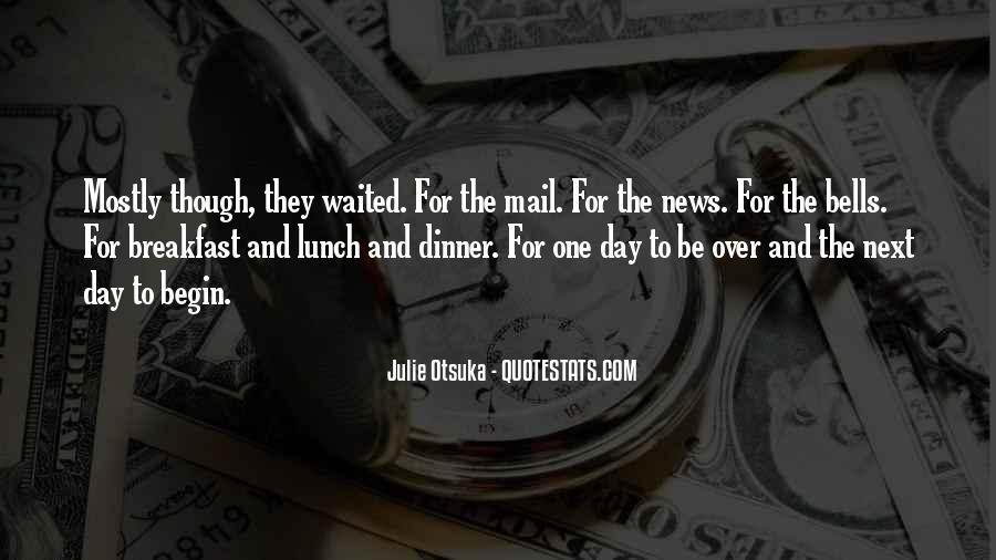 Julie Otsuka Quotes #1638143