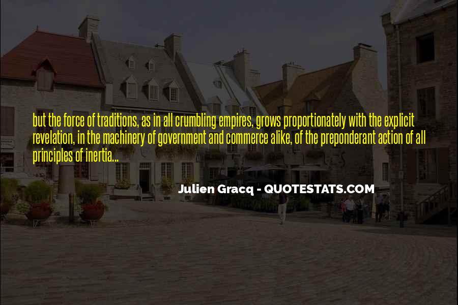 Julien Gracq Quotes #1101666