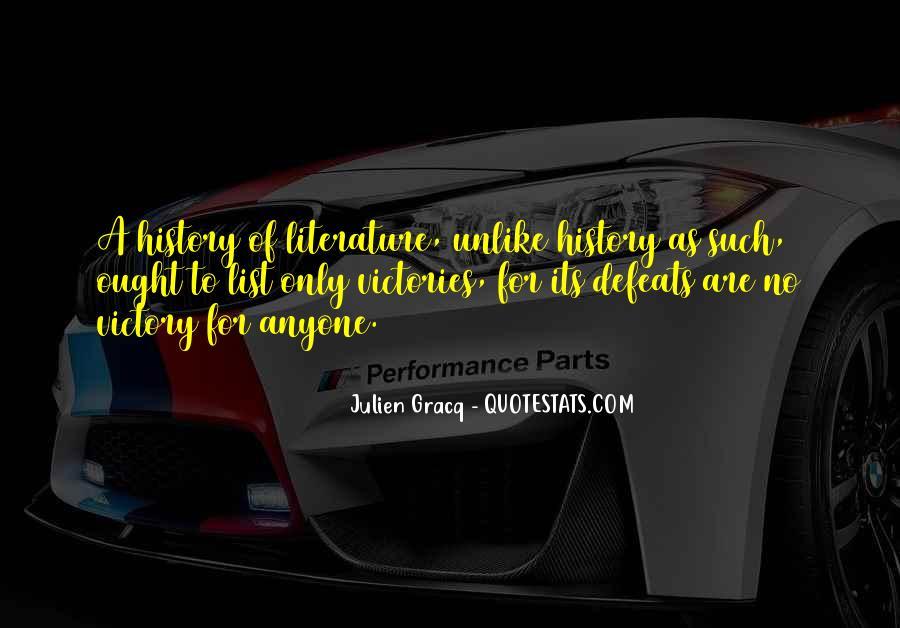 Julien Gracq Quotes #730260