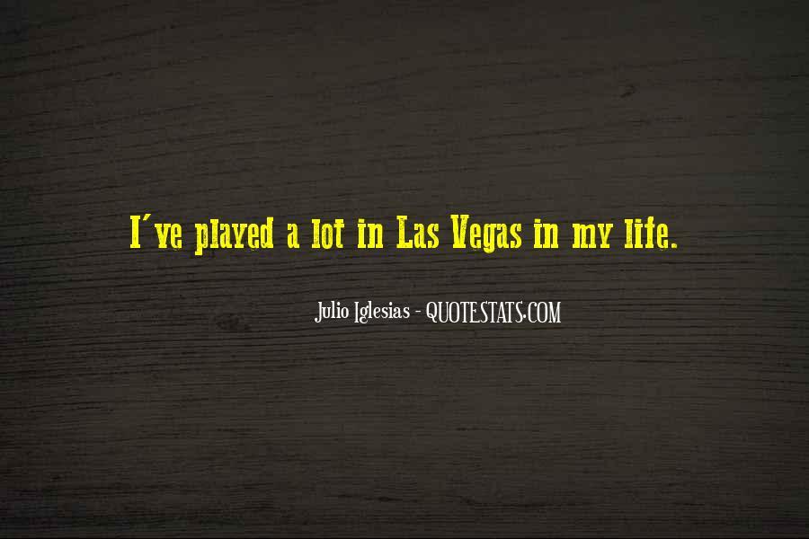 Julio Iglesias Quotes #44419