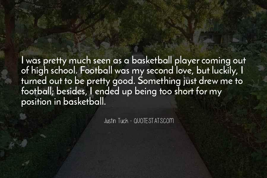 Justin Tuck Quotes #1435383
