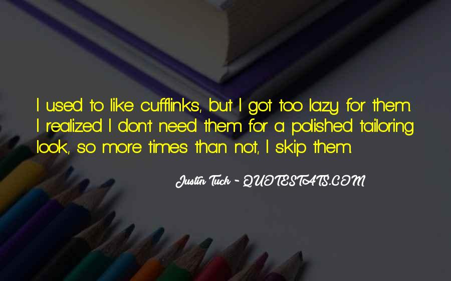 Justin Tuck Quotes #234474