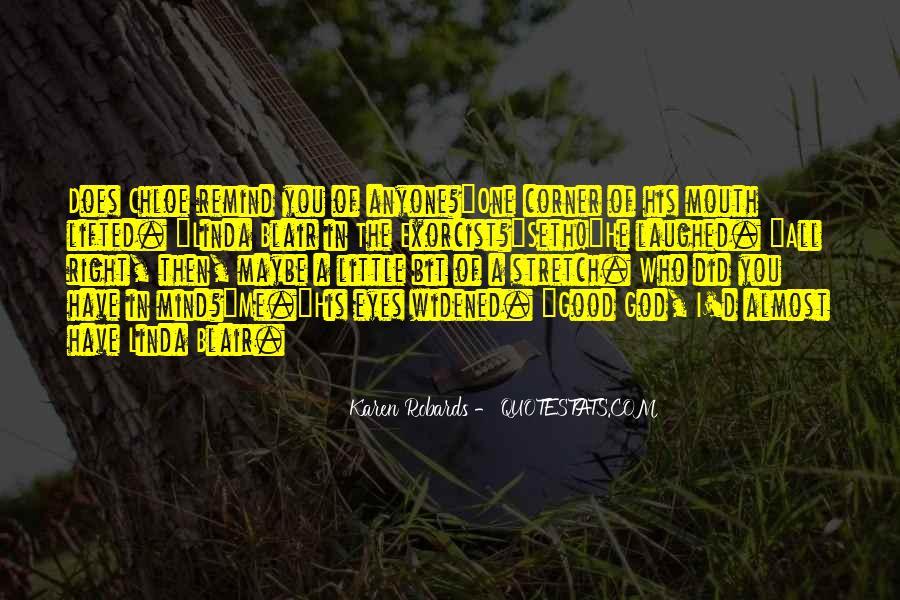 Karen Robards Quotes #426329