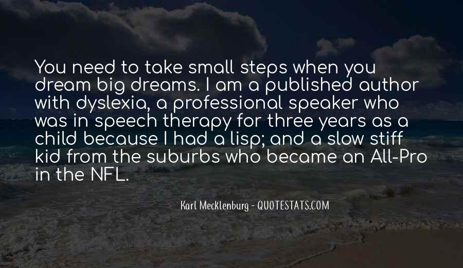 Karl Mecklenburg Quotes #305037