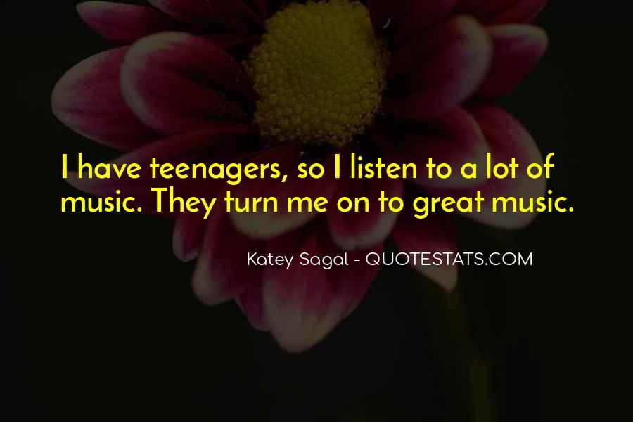 Katey Sagal Quotes #1232590
