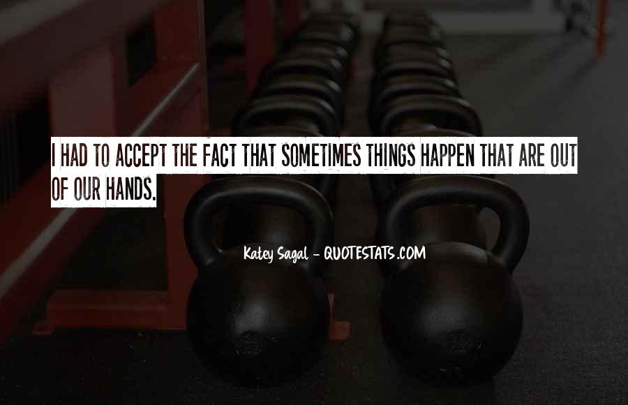 Katey Sagal Quotes #1340283