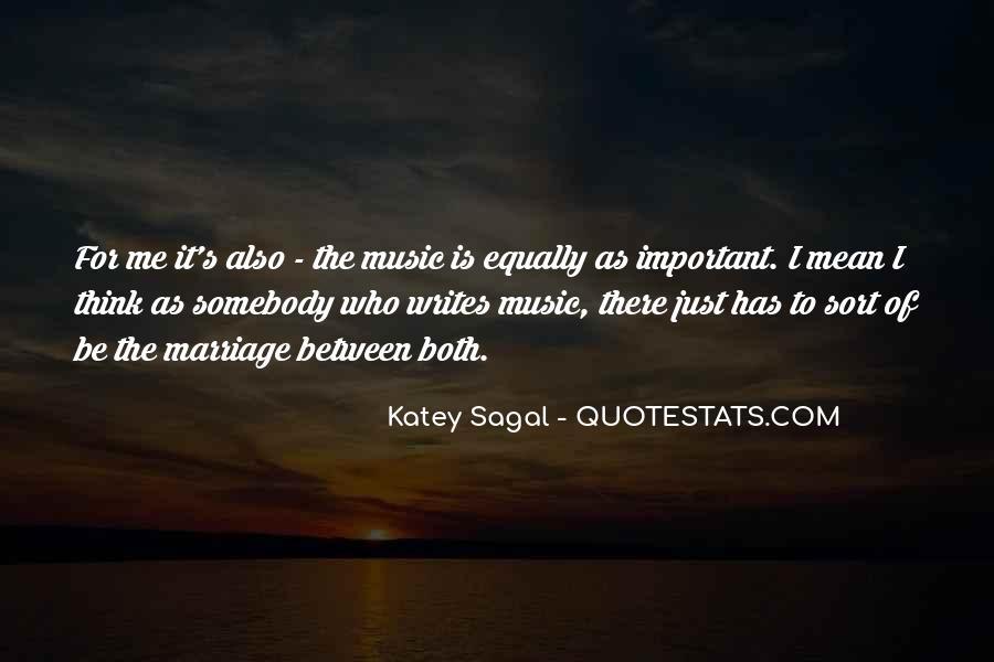Katey Sagal Quotes #1381139