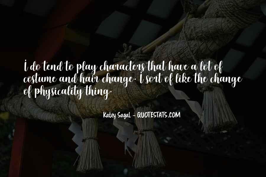 Katey Sagal Quotes #1511373
